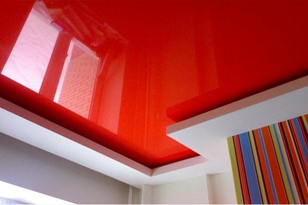 Одноцветные натяжные потолки по лучшим ценам в Одессе и области