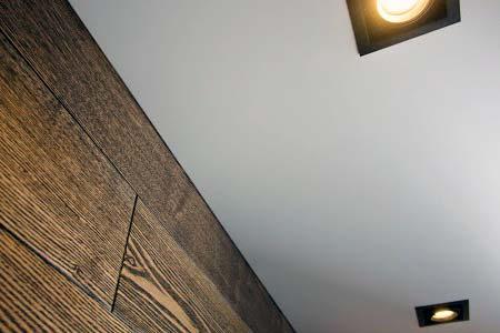 Бесщелевой натяжной потолок цены в Киеве