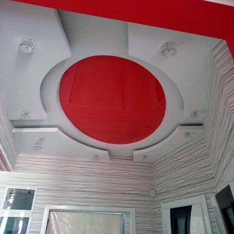 Матовый натяжной потолок в Киеве